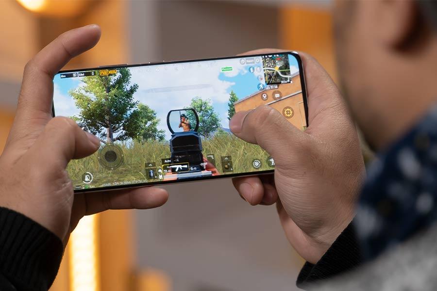 Exynos 2100 - PUBG Mobile