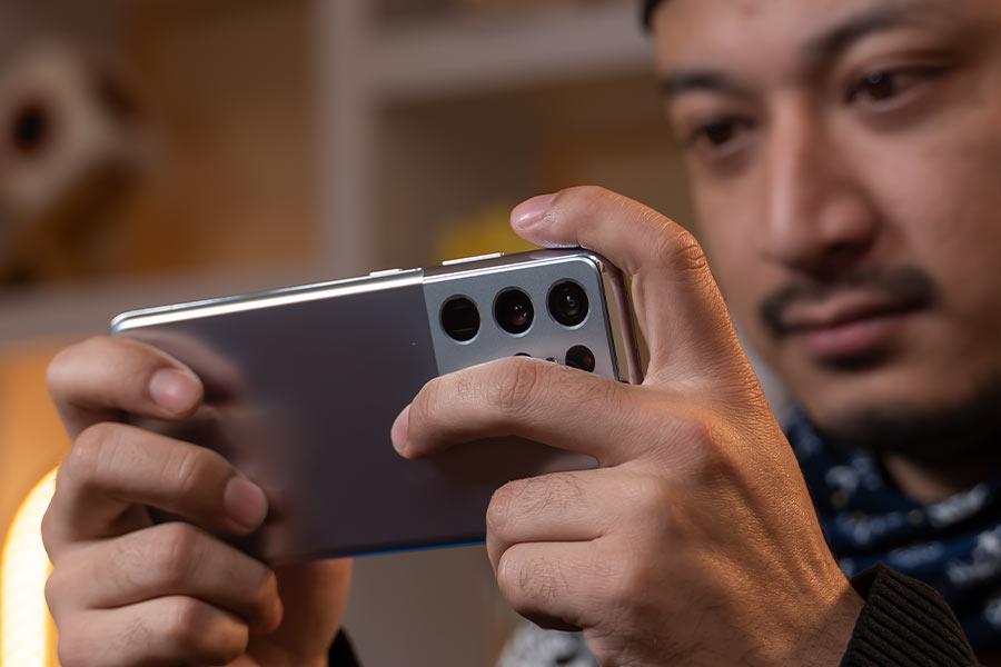 Galaxy S21 Ultra - Gaming 2