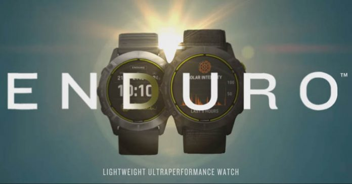 Garmin Enduro launched price in Nepal Specifications Features Availability Smartwatch athletes adventure