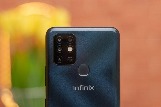Infinix Hot 10 - Back Cameras