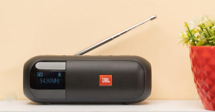 JBL Tuner 2 Review Bluetooth Speaker FM Radio DAB