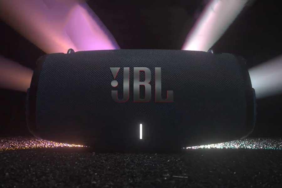 JBL Xtreme 3 Speaker - Design