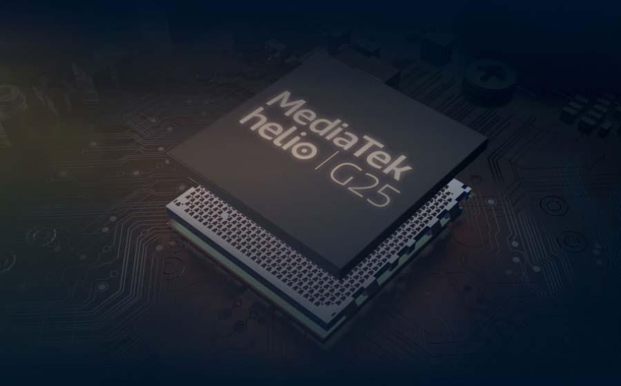 MediaTek Helio G25 Chip