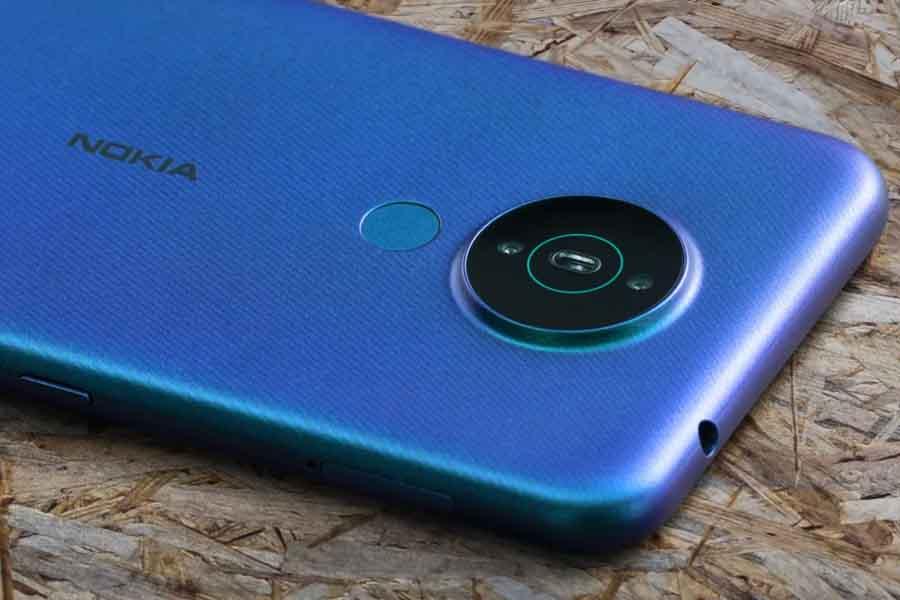 Nokia 1.4 Camera setup