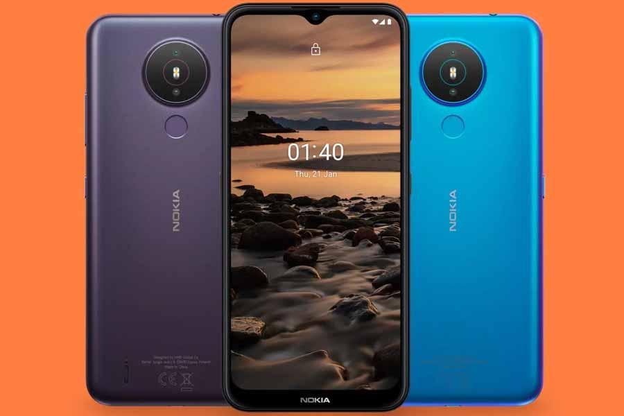 Nokia 1.4 Color Options