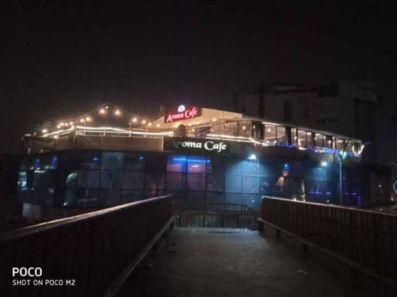 POCO M2 - vs - Nighttime 3