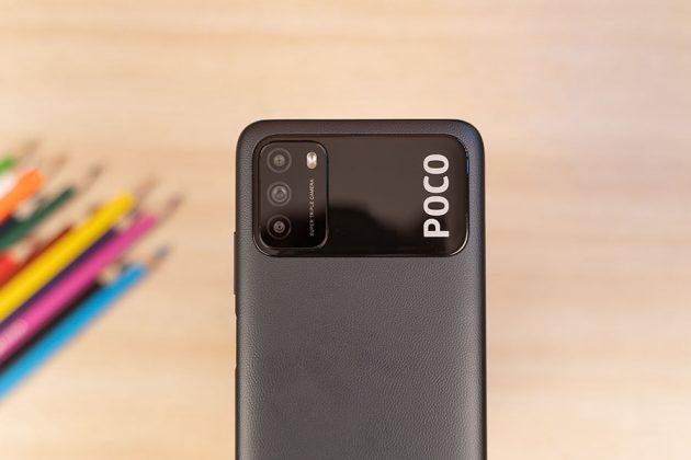 POCO M3 - Rear Cameras