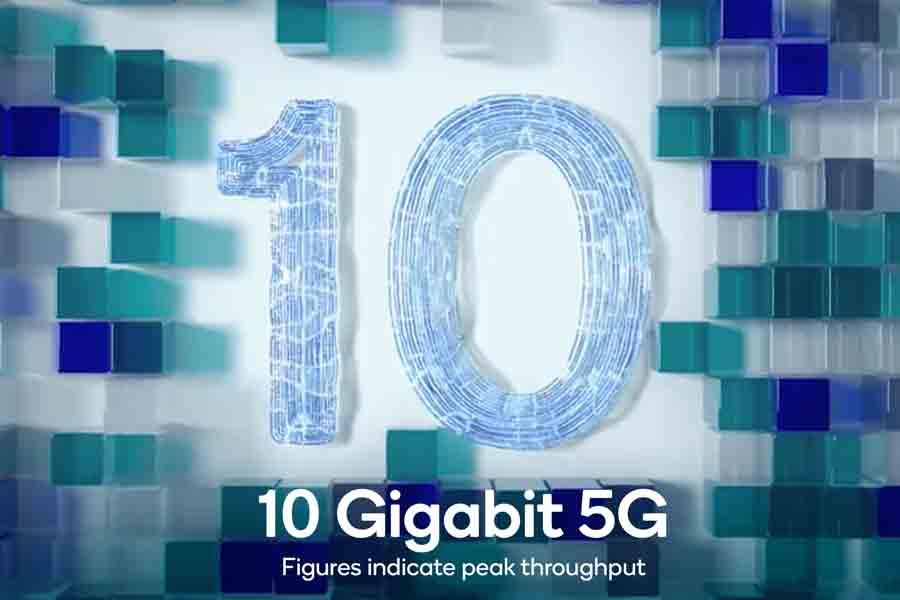 Qualcomm Snapdragon X65 10 Gigabit Speed