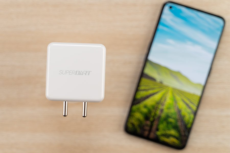 Realme X7 Pro - Charger