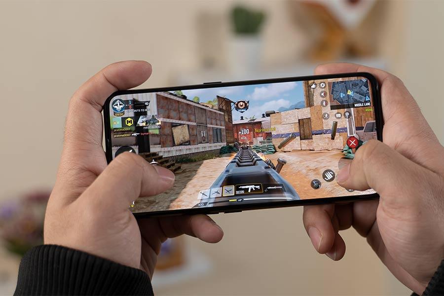 Realme X7 Pro - Gaming