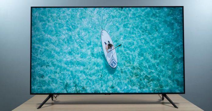 Samsung TU8000 55 4K TV Review