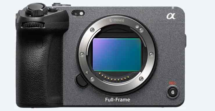 Sony FX3 Design