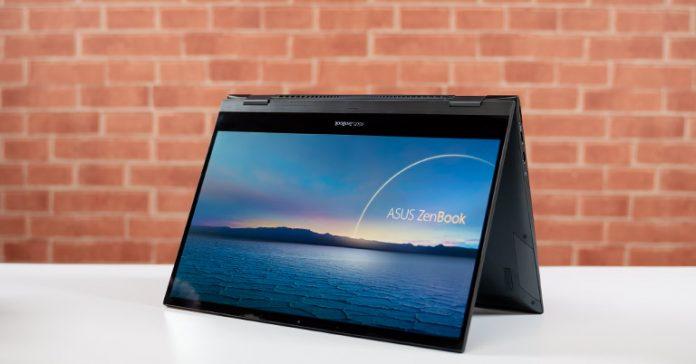 Asus ZenBook Flip 13 UX363EA Review