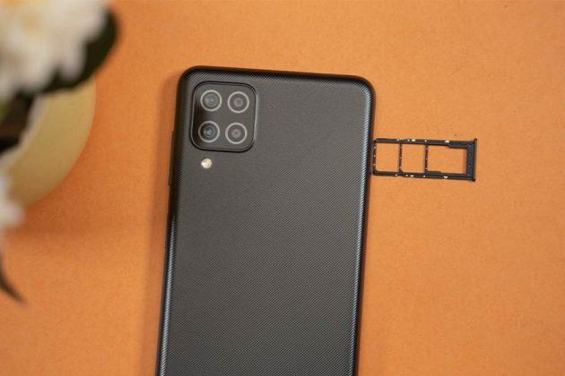 Galaxy M12 - SIM Slot