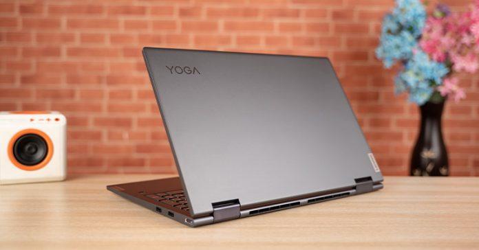Lenovo Yoga 7i Review 15