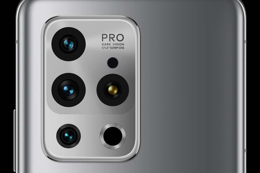 Meizu 18 Pro - Back Cameras