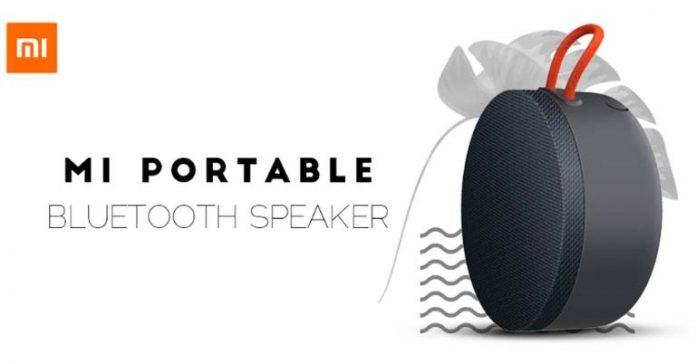 Mi Portable Bluetooth Speaker price nepal