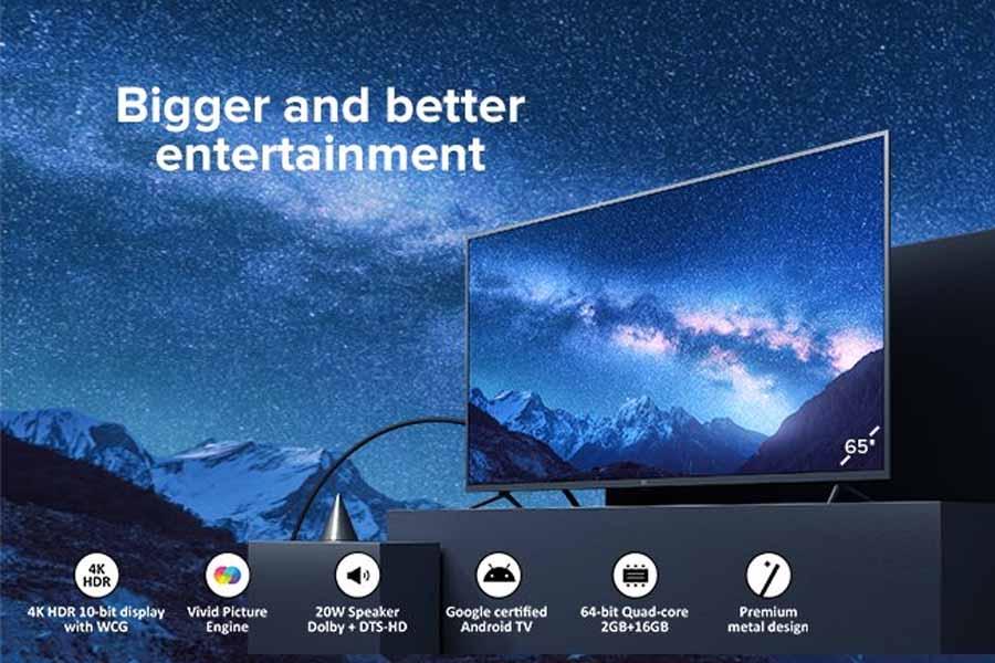 Mi TV 4X 65 - Display