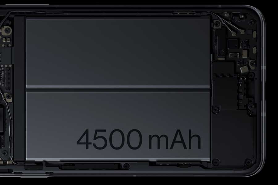 OnePlus 9 Pro Battery dual cell 4500mAh