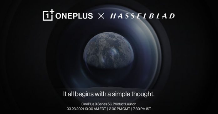 OnePlus Hasselblad camera partnership OnePlus 9 Series