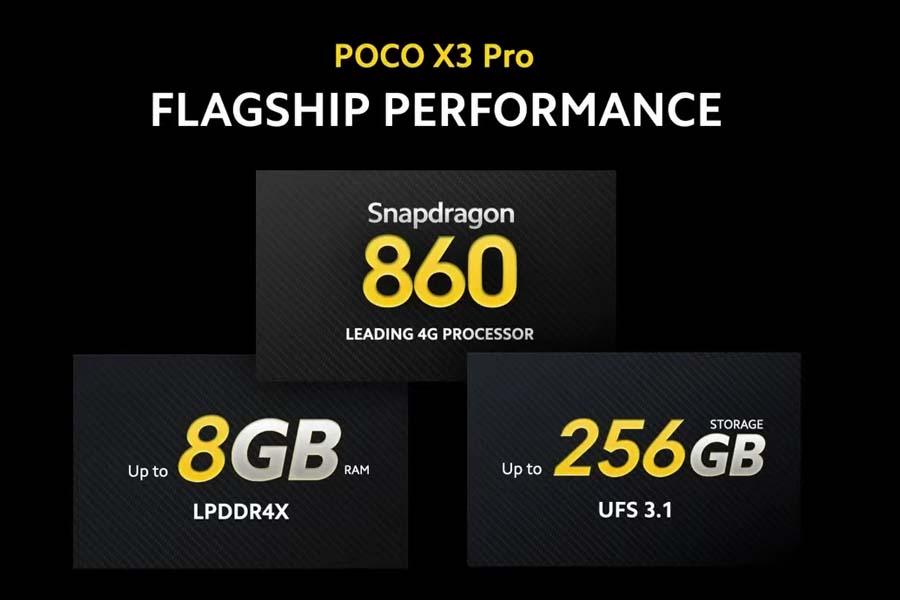 Poco X3 Pro - Performance