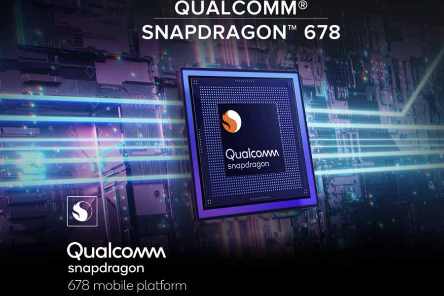 Qualcomm Snadpragon 678