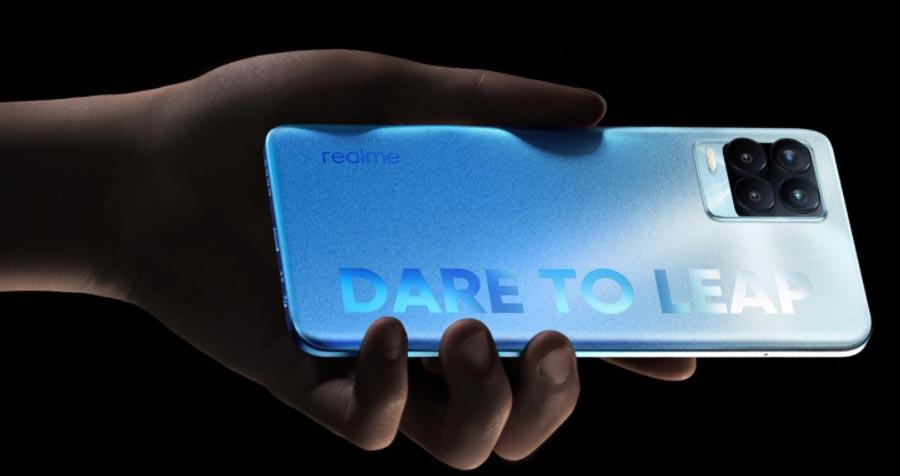 Realme 8 Pro Design
