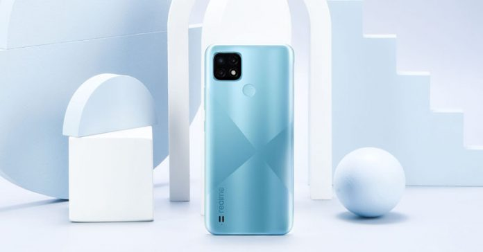 Realme C21 Price successful  Nepal Specs Where to buy