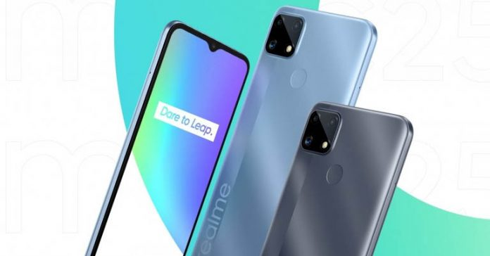 Realme C25 launched Price in Nepal Specifications Availability Features