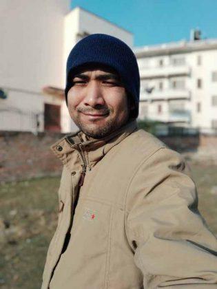 Redmi 9 Power - vs - Portrait Selfie 1