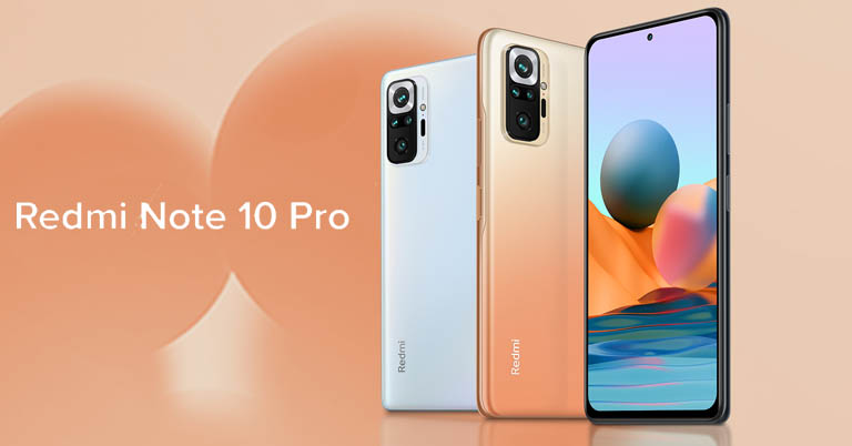 Redmi Note 10 Pro launched specs features price in Nepal availability