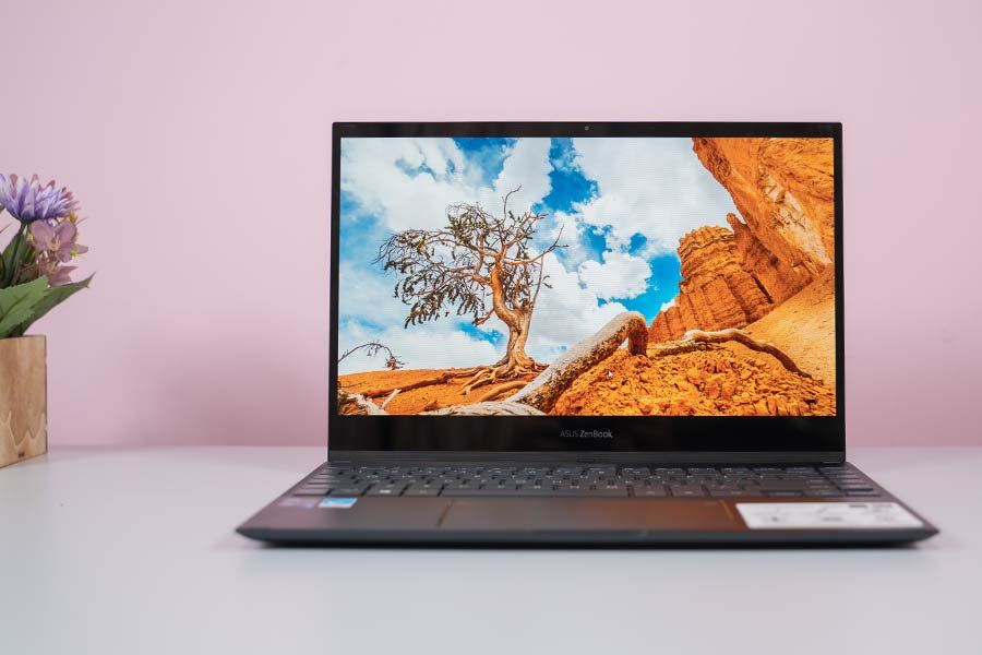 ZenBook Flip 13 - Display