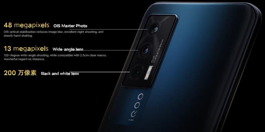 iQOO Neo 5 Camera