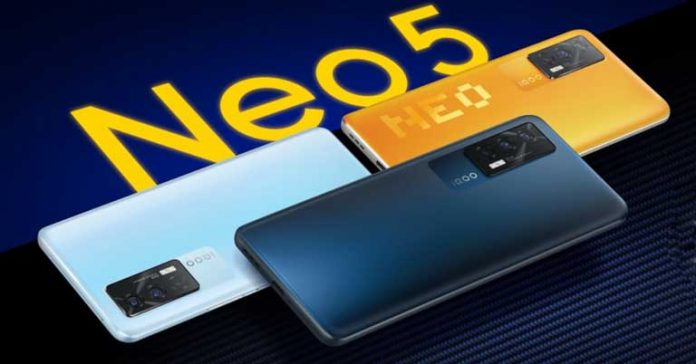 iQOO Neo 5 Launched Price in Nepal Specifications Availability Features