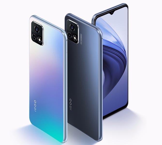 iQOO U3X 5G color options