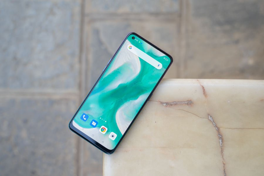 oppo f19 pro display