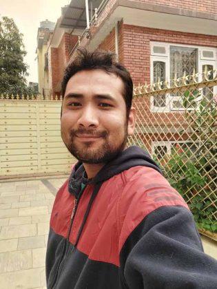 Samsung Galaxy A72 - Selfie 4