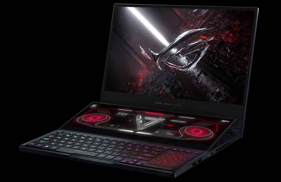 ASUS ROG Zephyrus 15 SE 2021 Dual Display