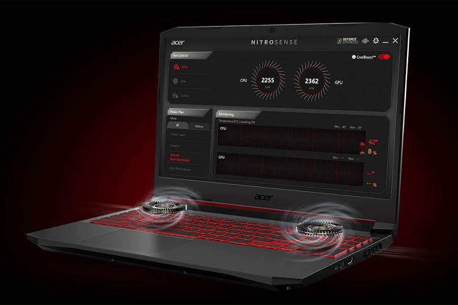 Acer Nitro 5 2020 Performance