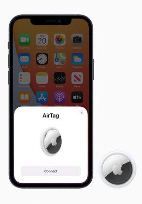 Apple AirTag - Pairing
