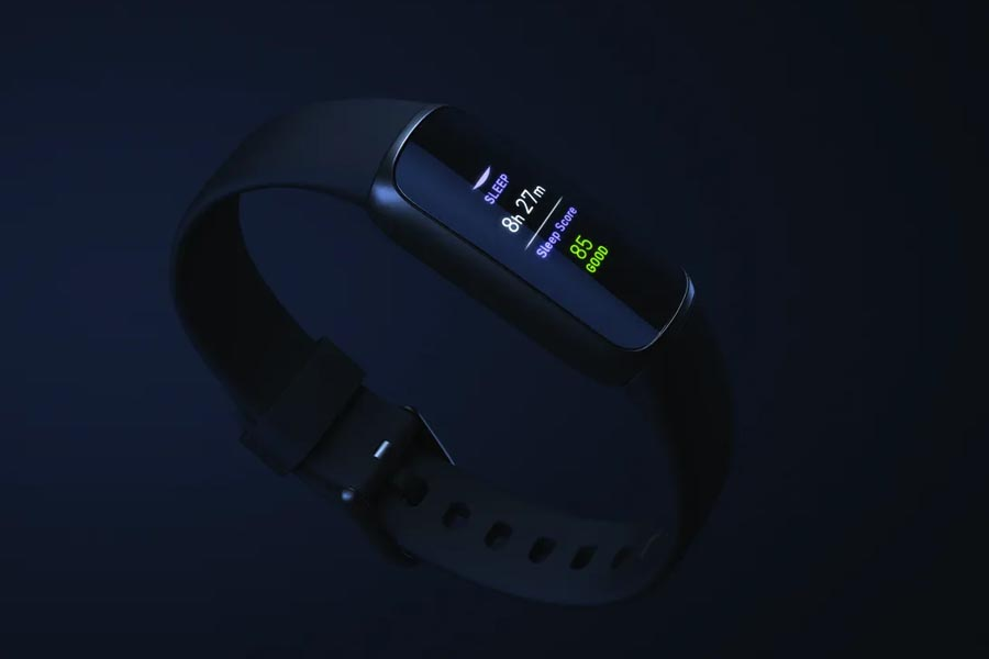 Fitbit Luxe Display