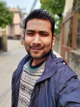 Galaxy A52 - Portrait Selfie 1