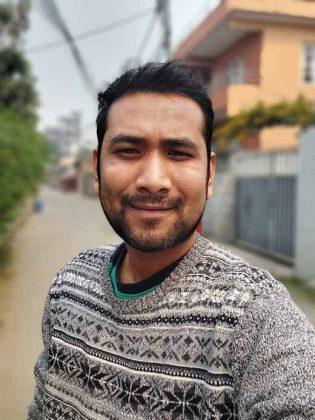 Galaxy A52 - Portrait Selfie 2