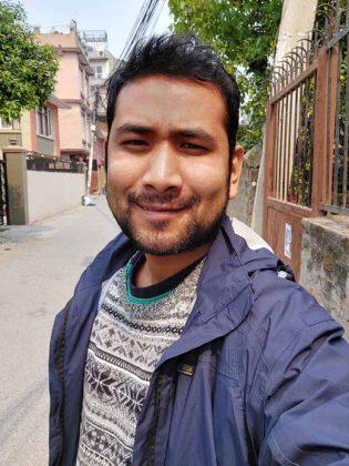 Galaxy A52 - Selfie 1