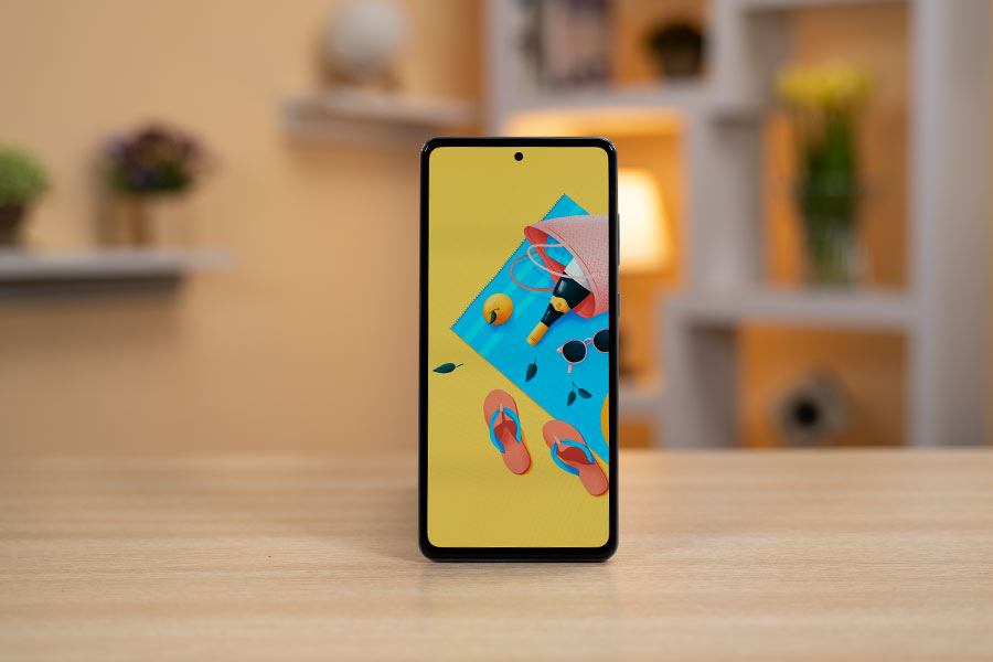 Galaxy A72 - Display 2