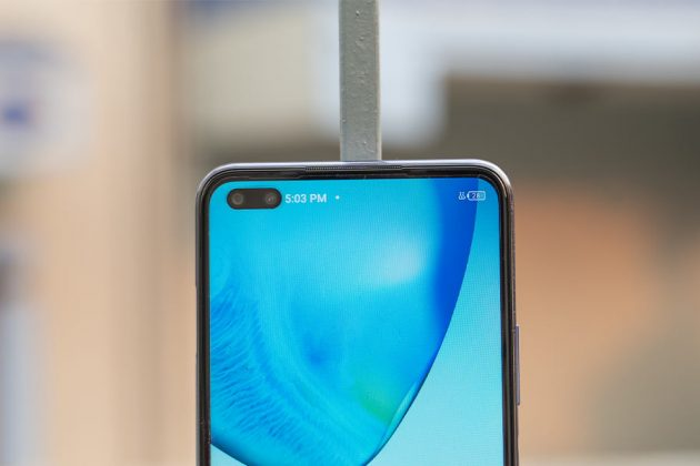 Infinix Note 8 - Front Cameras