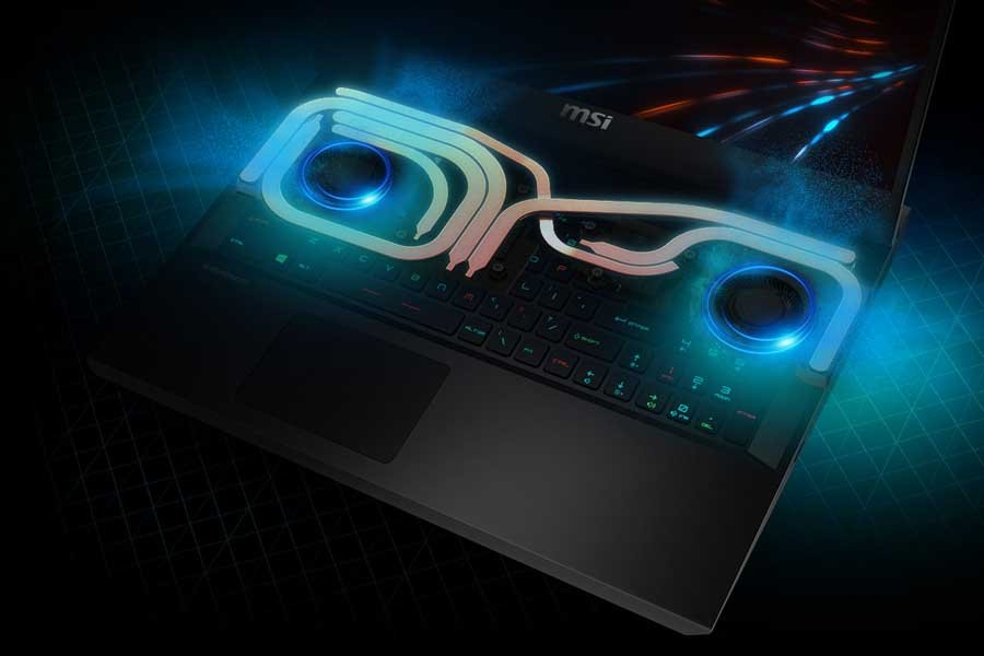 MSI Cooler Boost 5 technology