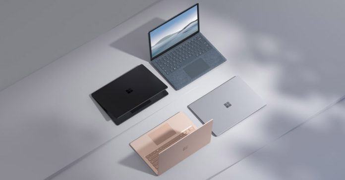 Microsoft Surface Laptop 4 Launched Price in Nepal Specifications Features Availability