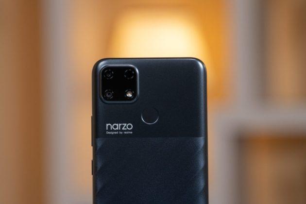Narzo 30A - Back Cameras