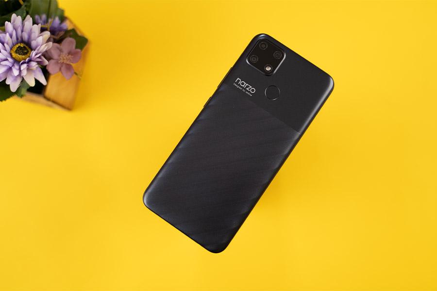 Narzo 30A - Design